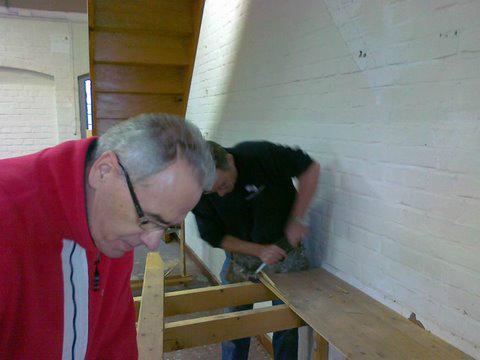 0200: 6 maart 2012: begin werkzaamheden
