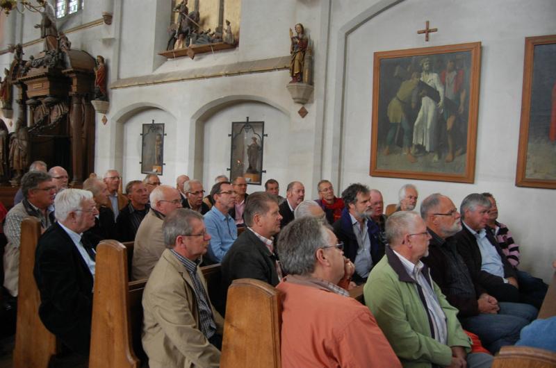 000800 Rondleiding door de Petrus-Banden kerk