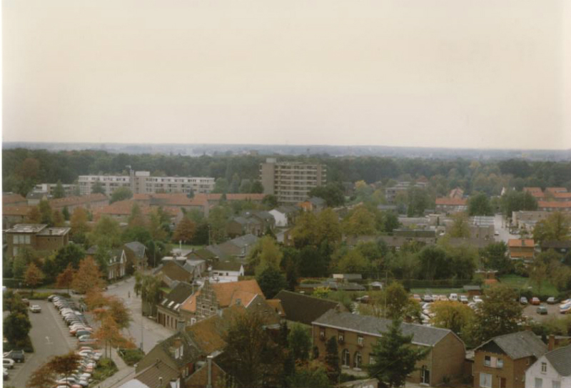 00100 uitzicht vanuit de toren Petrus-Banden kerk