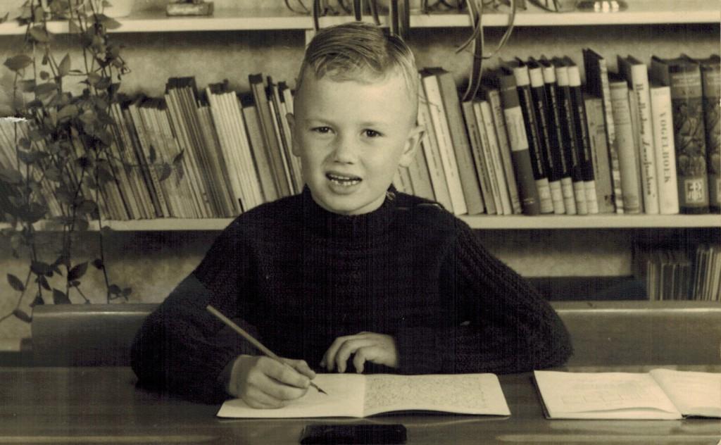 1957 2e klas: nog zonder tand des tijds