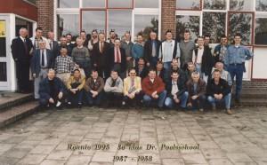reunie 1995 wie waren er bij